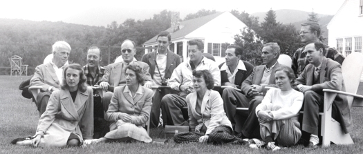 1946 BLWC staff and fellows 2